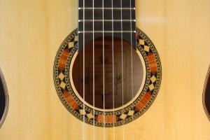 Guitarra Flamenco Arce